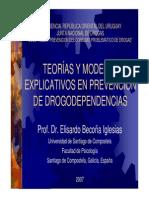 Modelo de Botvin de las drogodependencias
