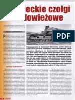 Niemieckie Czołgi Wielowieżowe - Artykuł MXXW
