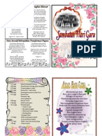 Buku Program Hari Guru 2012