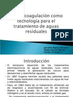 Electrocoagulación como tecnología para el tratamiento de aguas (1).ppt