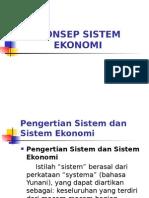 Sistem Ekonomi Campuran