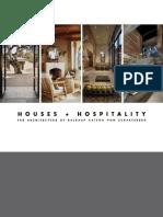 BCV Houses+Hospitality Portfolio