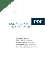 Globsyn C# Batch1 SVIMCS Appraisal Project Report