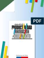 Agenda de Productividad Innovacion y Crecimiento