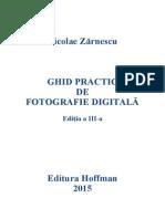Nicolae Zărnescu - Ghid practic de fotografie digitală - demo