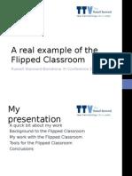 Flipped Classroom Barcelona