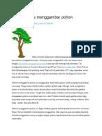 Tips Psikotes Menggambar Pohon