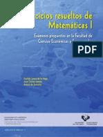 Matematicas I-LADE y LE
