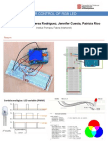 Scientific poster Arduino