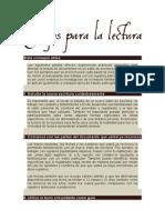 Consejos para Lectura de Fuentes Escritas a Mano