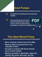 Blood Pumps