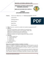 Informe Proceso Modulo Festo