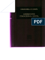 Procesal Civil - Carlos Arellano Garcia