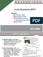 PPT Confer en CIA de Prensa CINDE 2010 Para Hassel
