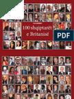 """100 Shqiptaret e Britanise, Botim i """"The Albanian"""", Londër 2013"""