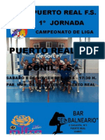 PUERTO REAL F.S.