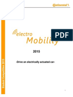 Technical Requirements Electromobility