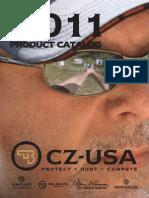CZ-USA 2011 Product Catalog