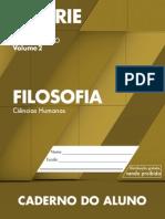 CadernoDoAluno 2014 2017 Vol2 Baixa CH Filosofia EM 3S
