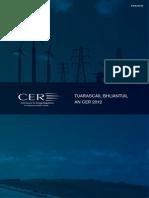 CER14372(a) CER Annual Report 2012 (Irish)
