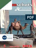 2015-1-Ranglisten / Extreme Sailing Series Nizza
