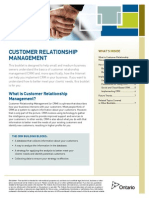 Crm Booklet