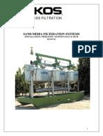 Manual de Instalacion d Elos Filtros Lakos Modelo Sst