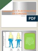 LIQUIDOS Y ELECTROLITOS  EN CIRUGIA.pptx