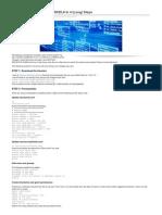 Billhamilton.com-Installing Oracle 11gR2 on RHEL6 in 4 Long Steps (1)