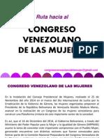 Congreso Venezolano de Las Mujeres