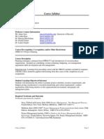 UT Dallas Syllabus for opre6374.pjm.10s taught by James Szot (jxs011100)
