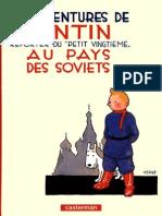 01 - Tintin Au Pays Des Soviets