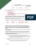 UT Dallas Syllabus for math2417.501.10s taught by Bentley Garrett (btg032000)