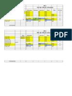 3rd 4th qtr schedule final