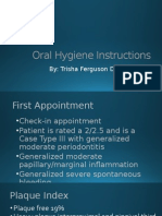 oral hygiene instructionspp