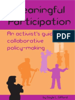 Gifford - Meaningful Participation