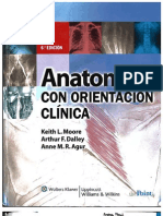 Anatomia Con Orientacion Clinica - Moore