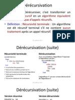 Algorithmique I - Séance 2