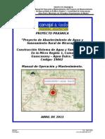 ANEXO B Operacion y Mantenimiento Guasca