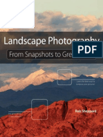 Landscape Photography - From Snapshots to Great Shots