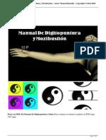 Demo de Digitopuntura China y Moxibustion - Manual en PDF