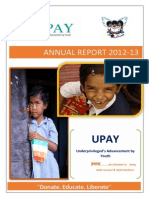 UPAY Annual Report 2012-13 (Final)