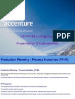 235485763 SAP PP PI for Beginners