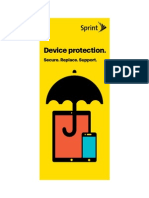 Device Protection Overview Brochure