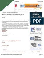 03-02-15 Héctor Astudillo y Manuel Añorve definen su postura | A Fondo Guerrero