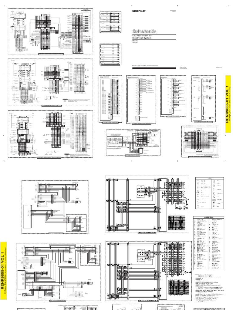 Caterpillar C9 Engine Diagram Electrical Wiring Diagrams Cat Manual Parts