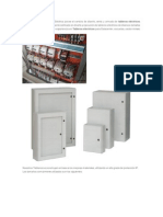 P&E NATUART's Ingeniería Eléctrica