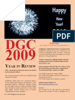 DGC Magazine Year in Review 2009