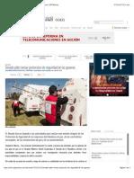 03-02-15 Senado pide revisar protocolos de seguridad de las gaseras | SDP Noticias