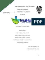 Proyecto de Hospital de imagenología